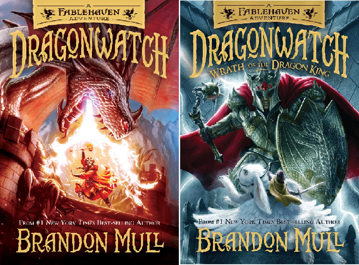 Dragon Watch (2 Book Series)