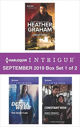 Harlequin Intrigue September 2019 - Box Set 1 of 2: Tanged Threat\The Safest Lie\Constant Risk