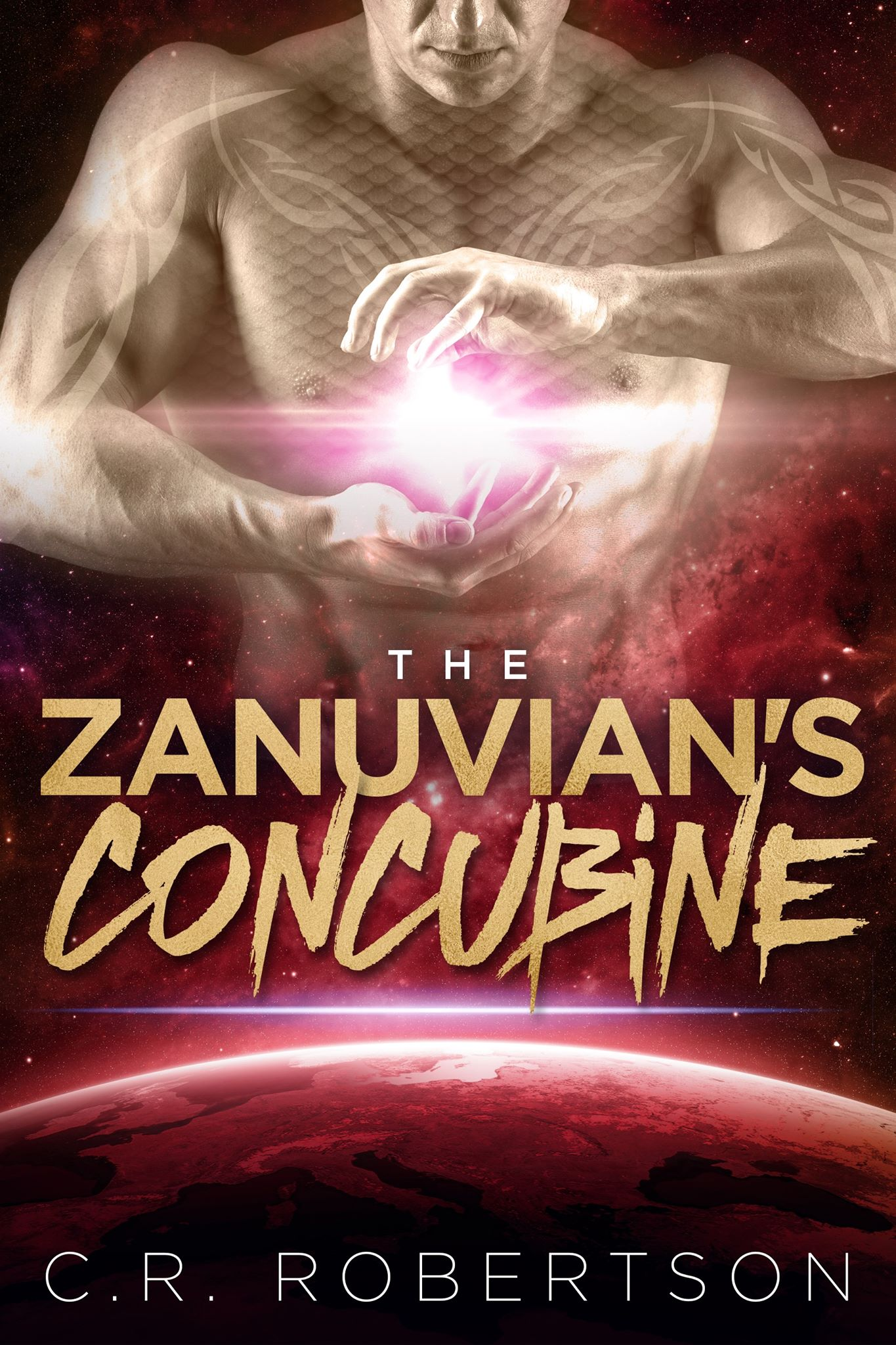 The Zanuvian's Concubine