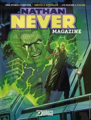 Nathan Never Magazine 2019