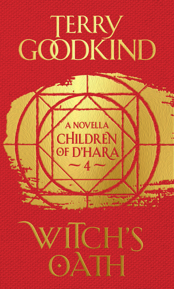 Witch's Oath: The Children of D'Hara, Episode 4