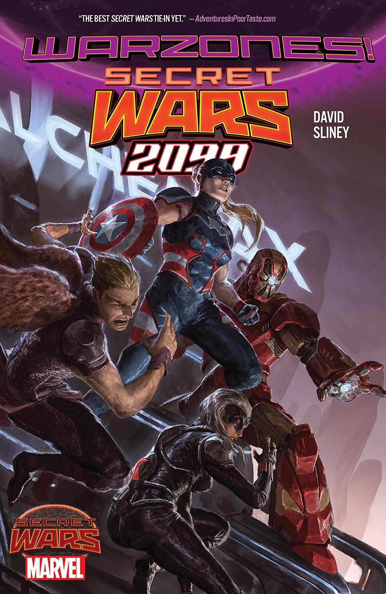 Secret Wars 2099