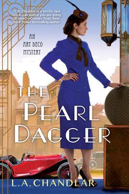The Pearl Dagger (Art Deco Mystery #3)