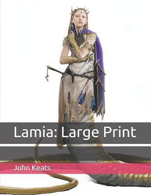 Lamia: Large Print