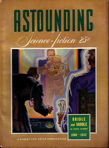 Astounding Science-Fiction, June 1942