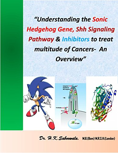 """""""Understanding the Sonic Hedgehog Gene, Shh Signaling Pathway & Inhibitors to treat multitude of Cancers- An Overview…"""""""