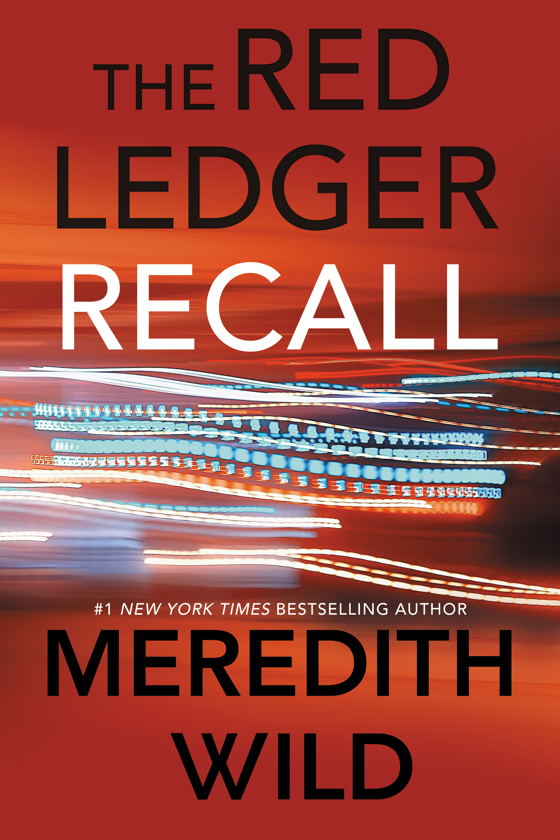 Recall (The Red Ledger #4-6)
