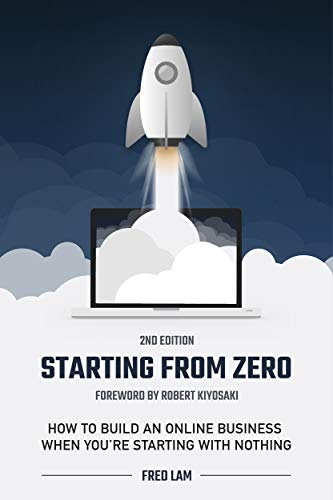 Starting From Zero 2.0 Audiobook By Fred Lam