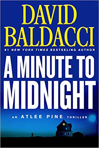 A Minute to Midnight (Atlee Pine, #2)