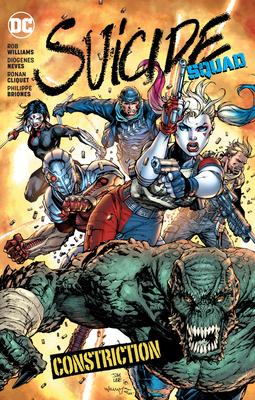 Suicide Squad, Volume 8: Constriction
