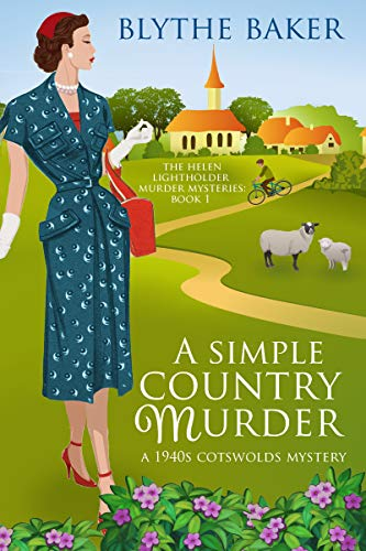 A Simple Country Murder (Helen Lightholder, #1)