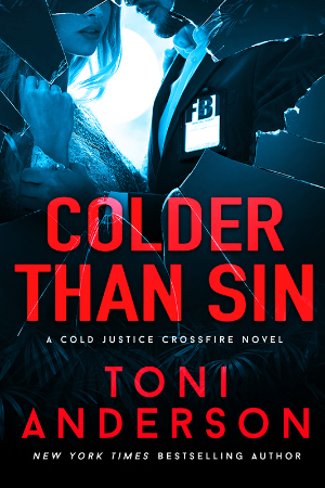 Colder Than Sin (Cold Justice #12; Crossfire, #2)