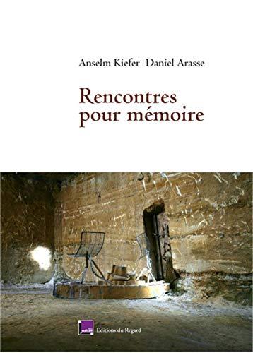 RENCONTRES POUR MÉMOIRE +1 CD MP3