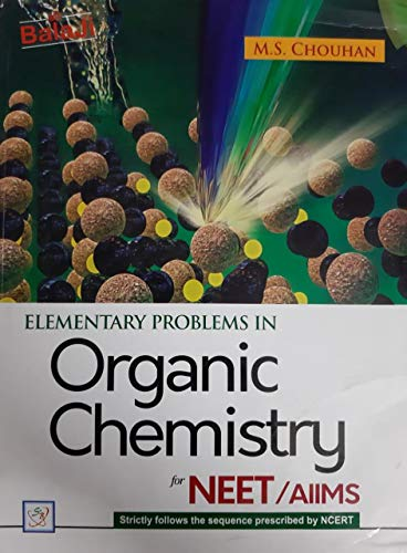 Elementary Problems in Organic Chemistry for NEET/AIIMS