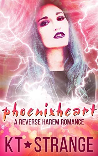 Phoenixheart (The Rogue Witch, #7)