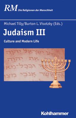 Judaism III: Culture and Modern Life