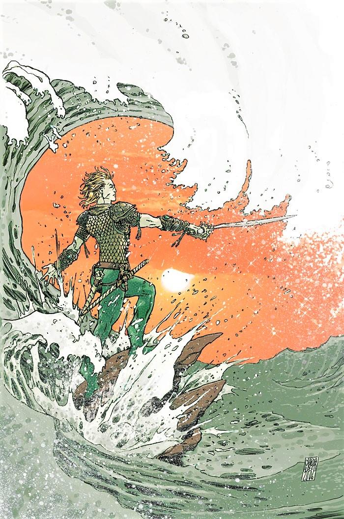 Aquaman: Sword of Atlantis Book Two (Aquaman: Sword of Atlantis New Edition, #2)