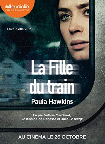 La Fille Du Train: Livre Audio 1cd MP3