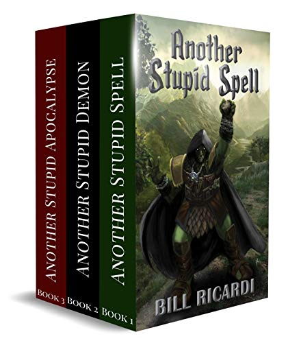 Another Stupid Trilogy: The Unabridged Anthology (World of Panos Book 1)