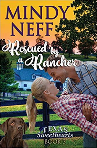 Rescued by a Rancher (Texas Sweethearts, #3)