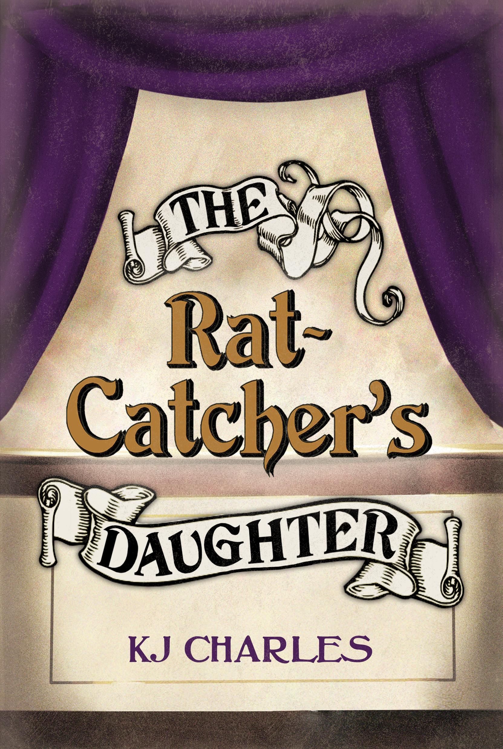 The Rat-Catcher's Daughter (Lilywhite Boys, #0.5)