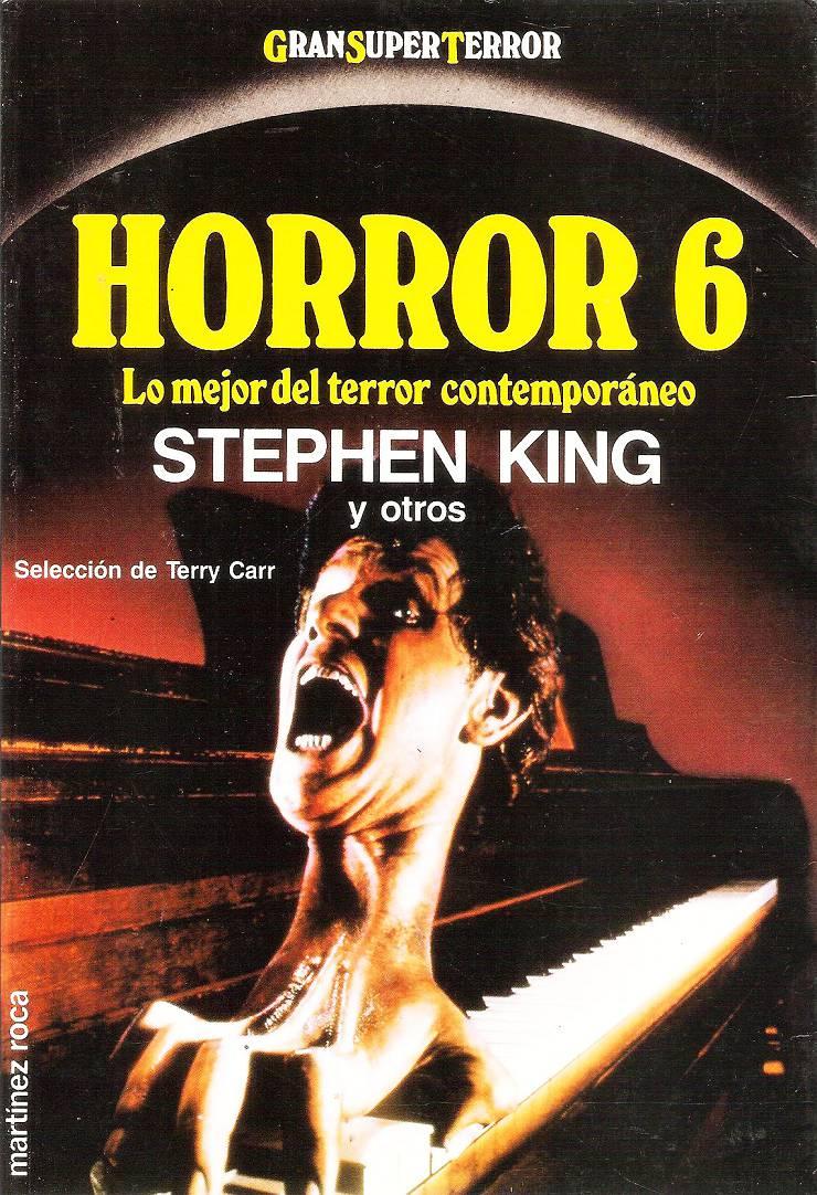 Horror 6: Lo mejor del terror contemporáneo