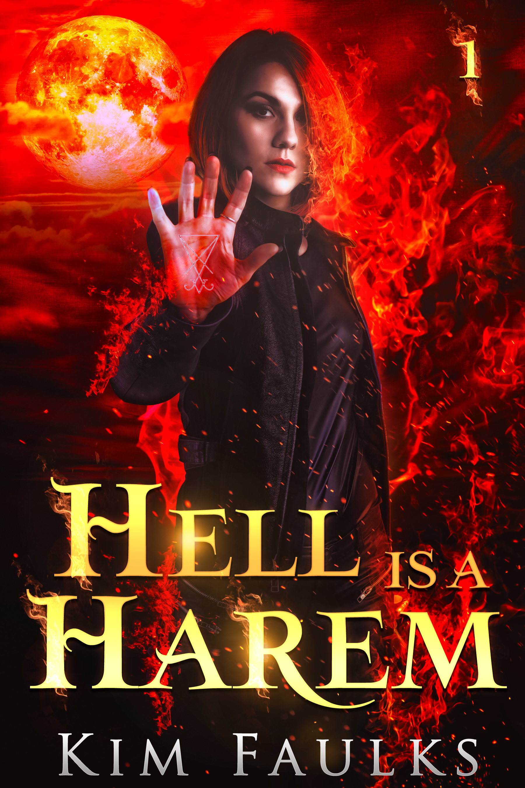 Hell is a Harem: Book 1