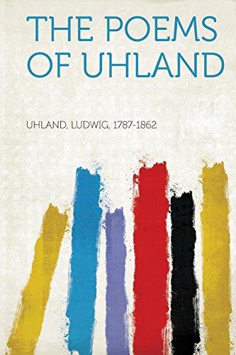 The Poems of Uhland