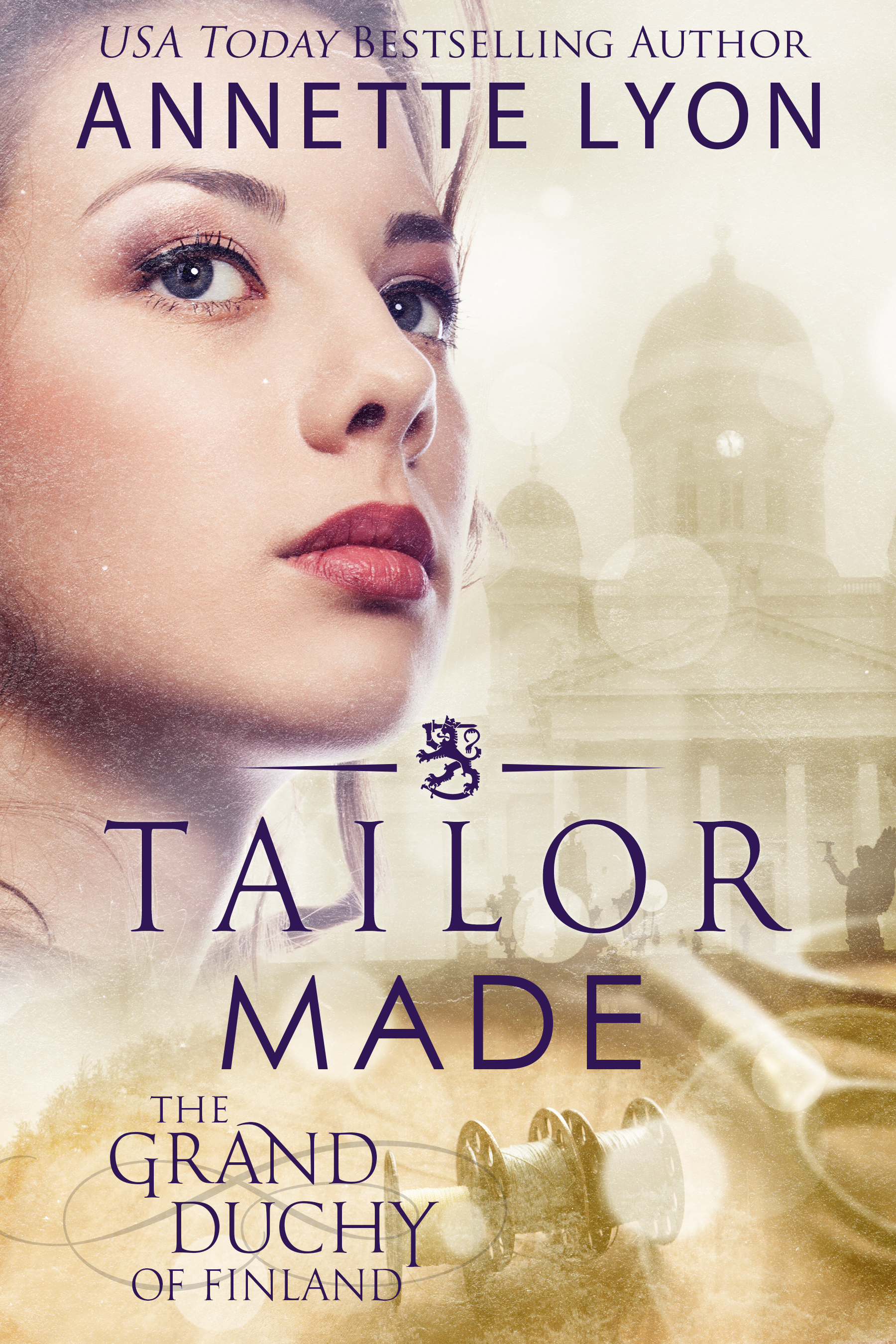 Tailor Made (The Grand Duchy of Finland #1)
