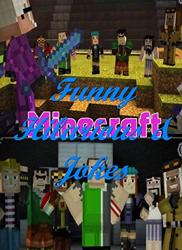 Funny Jokes: Minecraft memes for kids - everything you need to beat Minecraft