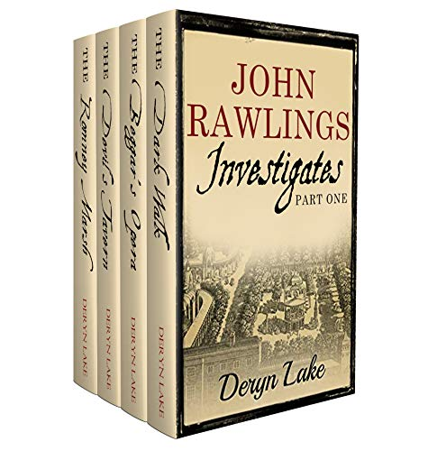 John Rawlings Investigates (Part One) (John Rawlings Box Set Book 1)