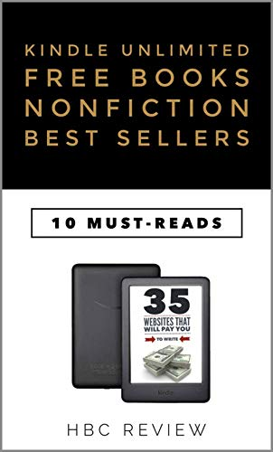 Kindle Unlimited Free Books Nonfiction Best Sellers: 10 Must-Reads