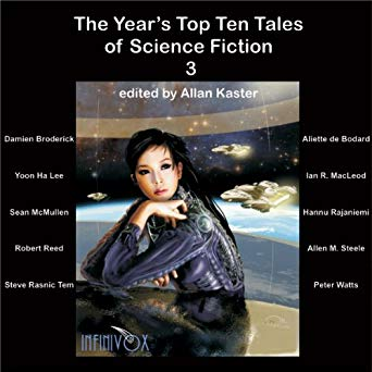 The Year's Top Ten Tales of Science Fiction (Top Ten Tales of Science Fiction, #3)