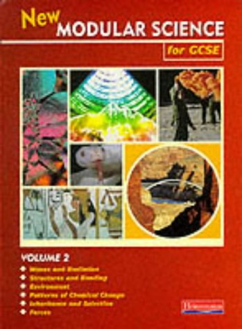 New Modular Science for GCSE: Patterns of Chemical Change (pack of 10): Year 11