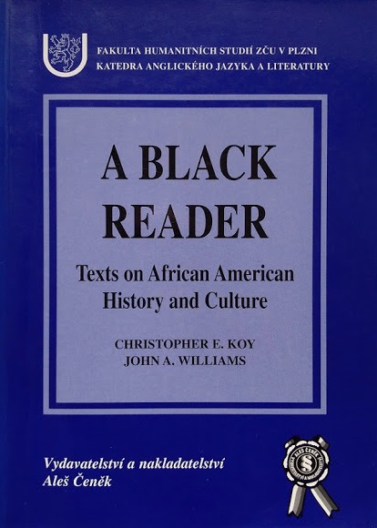 A Black Reader: Texts on African-American History and Culture