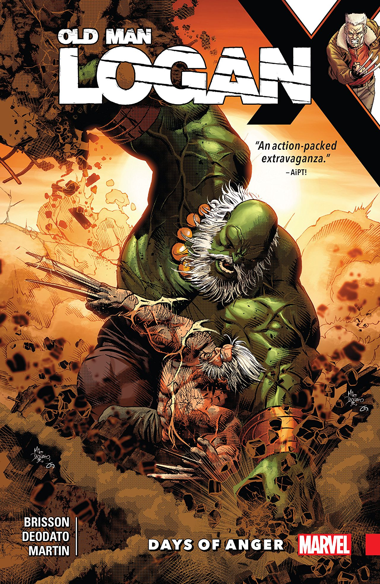 Wolverine: Old Man Logan, Vol. 6: Days of Anger