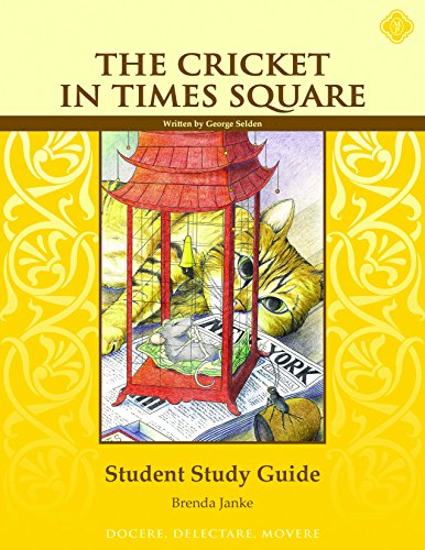 The Cricket in Times Square Student Guide