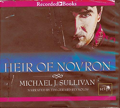 Heir of Novron by Michael J. Sullivan Unabridged CD Audiobook