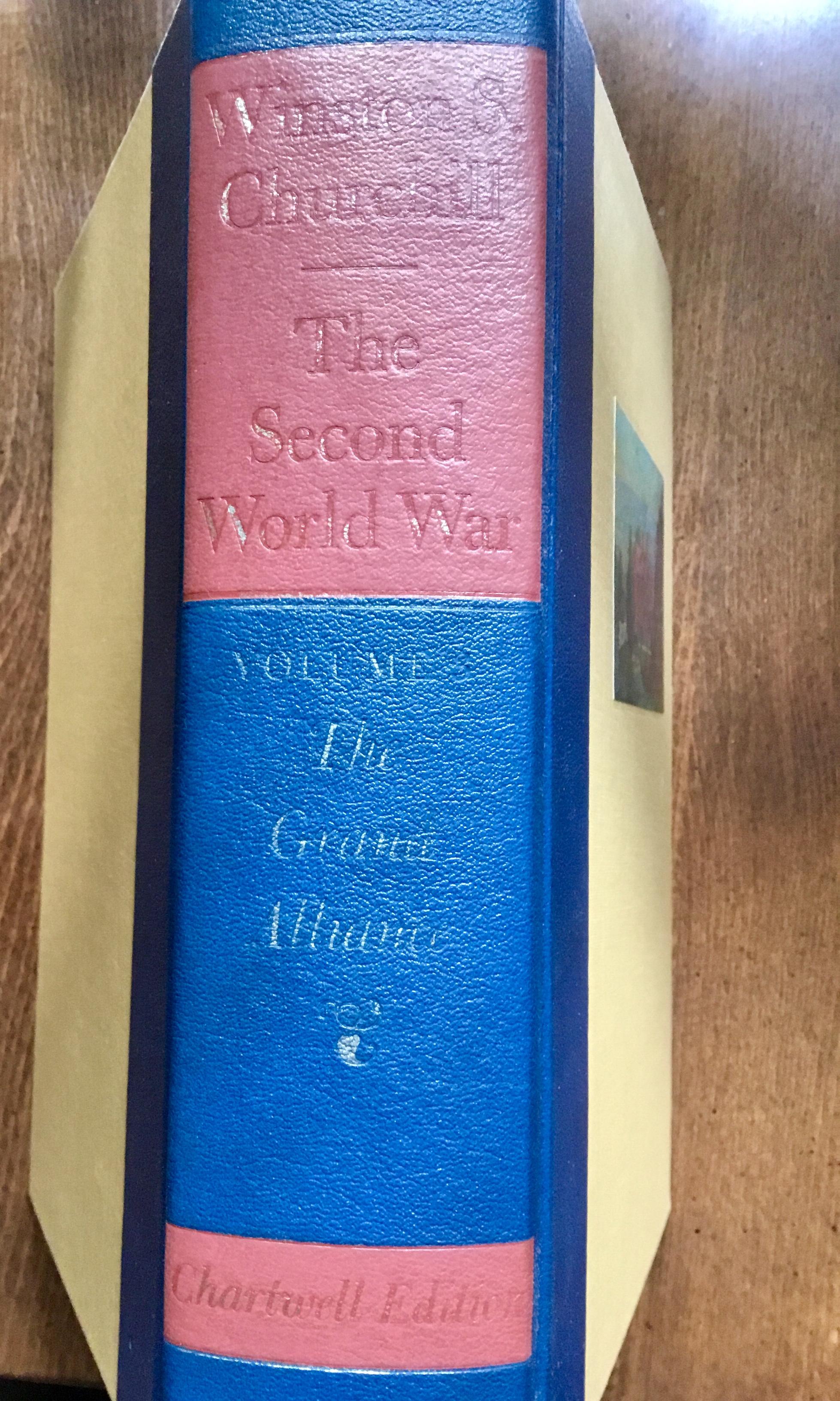 The Grand Alliance (The Second World War, #3)