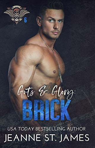 Guts & Glory: Brick (In the Shadows Security, #6)