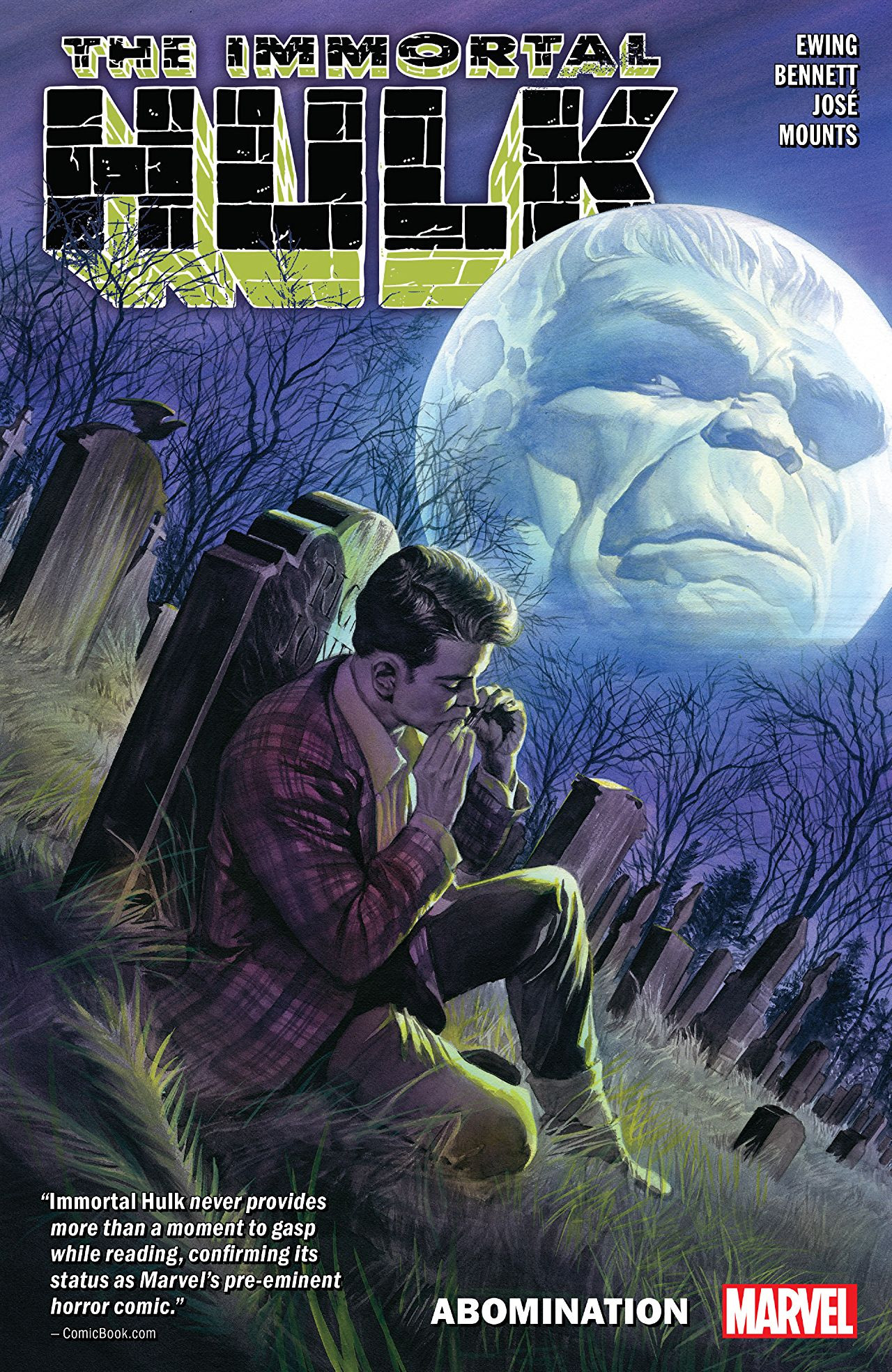 Immortal Hulk, Volume 4: Abomination