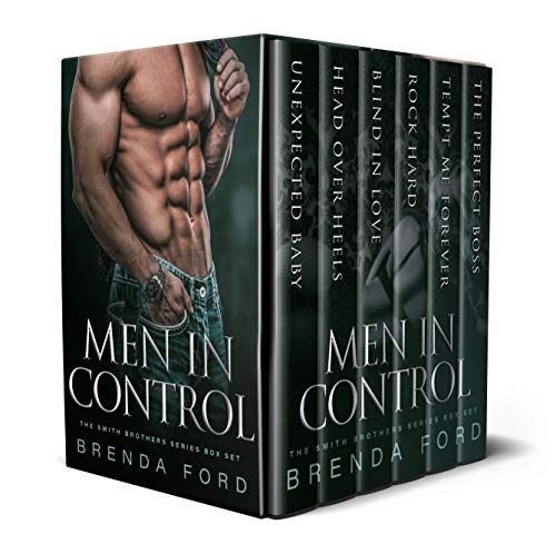 Men In Control: The Smith Brothers Series Box Set