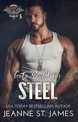 Guts & Glory: Steel (In the Shadows Security, #5)