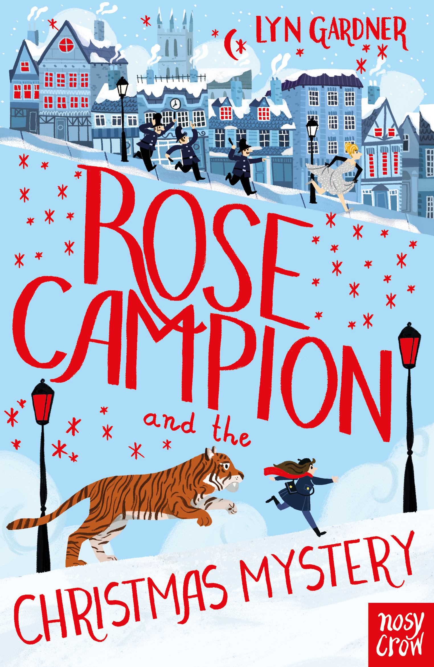 Rose Campion and the Christmas Mystery (The Campion Mysteries, #3)