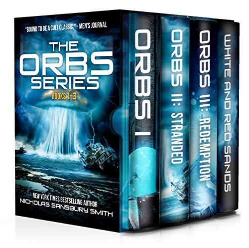 The Orbs Series Box Set (Books 1-3)