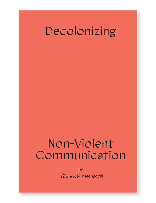 decolonizing non violent communication