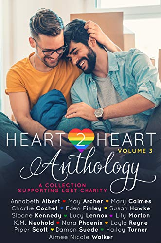 Heart2Heart: A Charity Anthology, Volume 3
