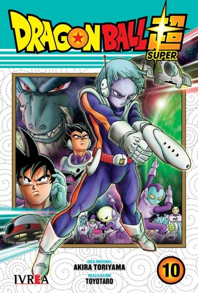 Dragon Ball Super, tomo 10