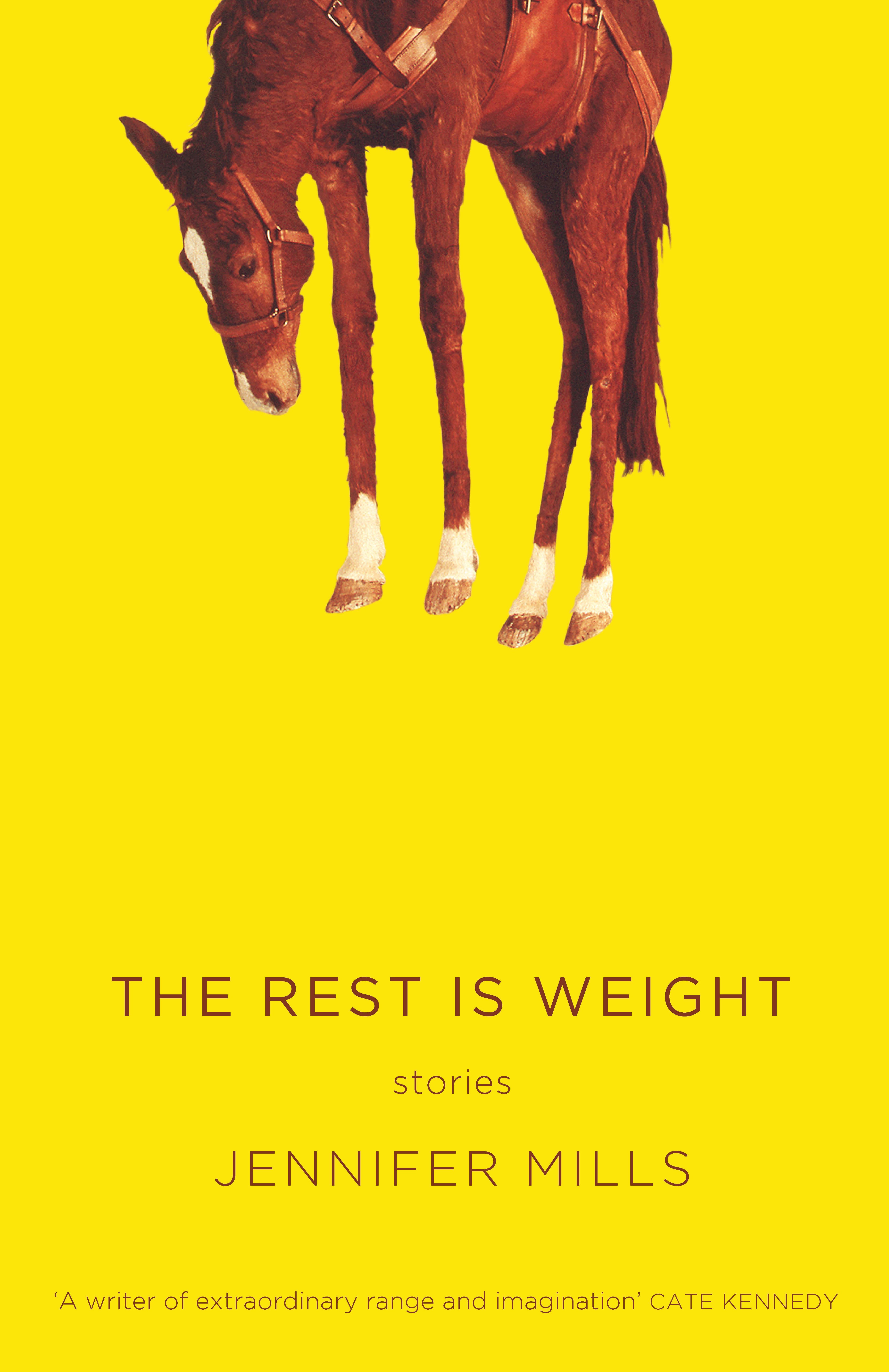 The Rest is Weight