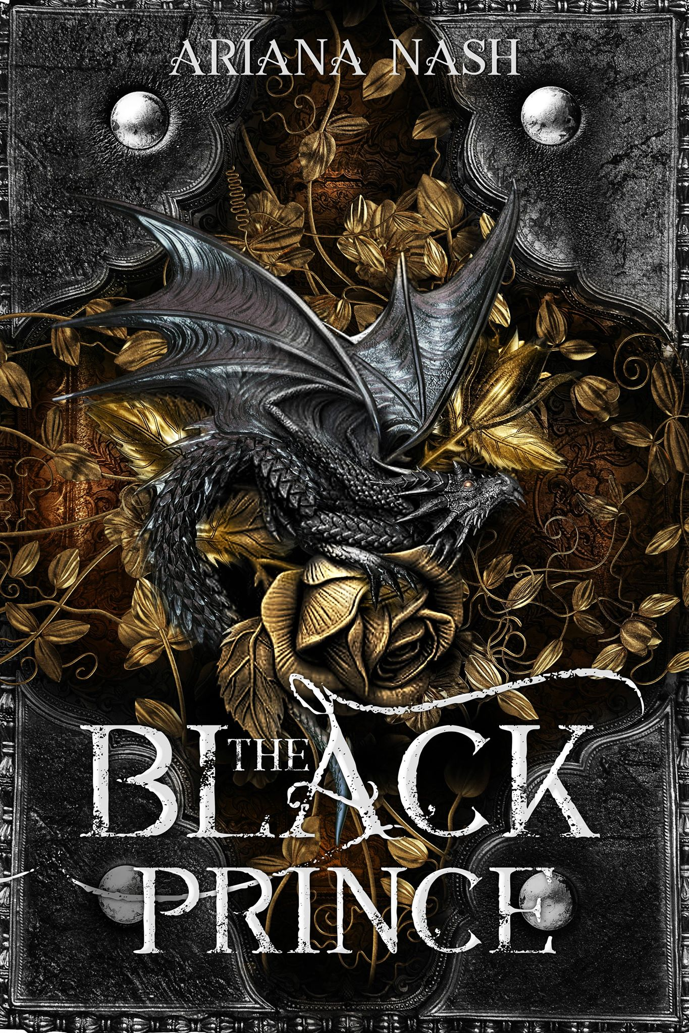 The Black Prince (Silk and Steel #4)